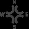 brujula icono safe png